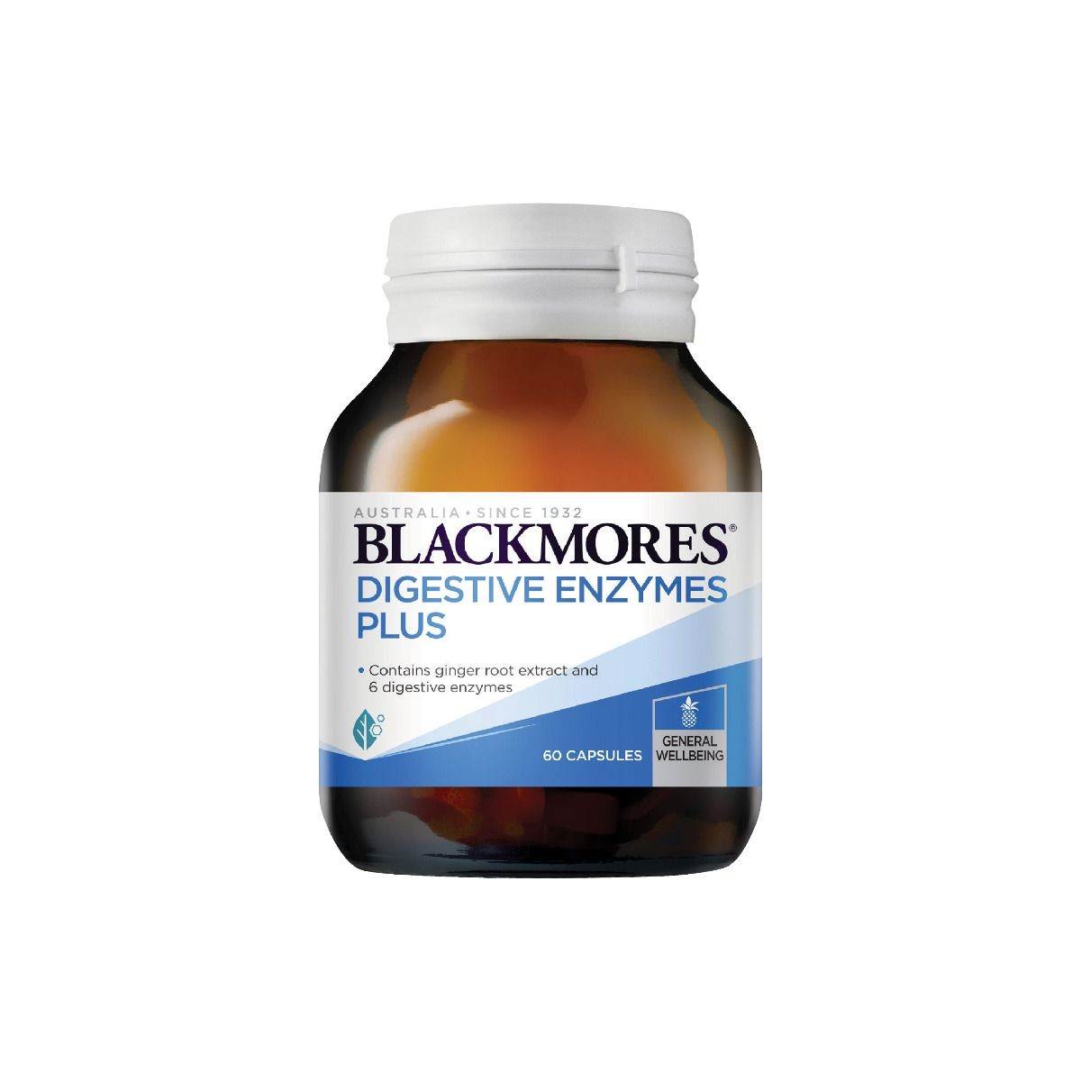 Blackmores Digestive Enzymes Plus 60s