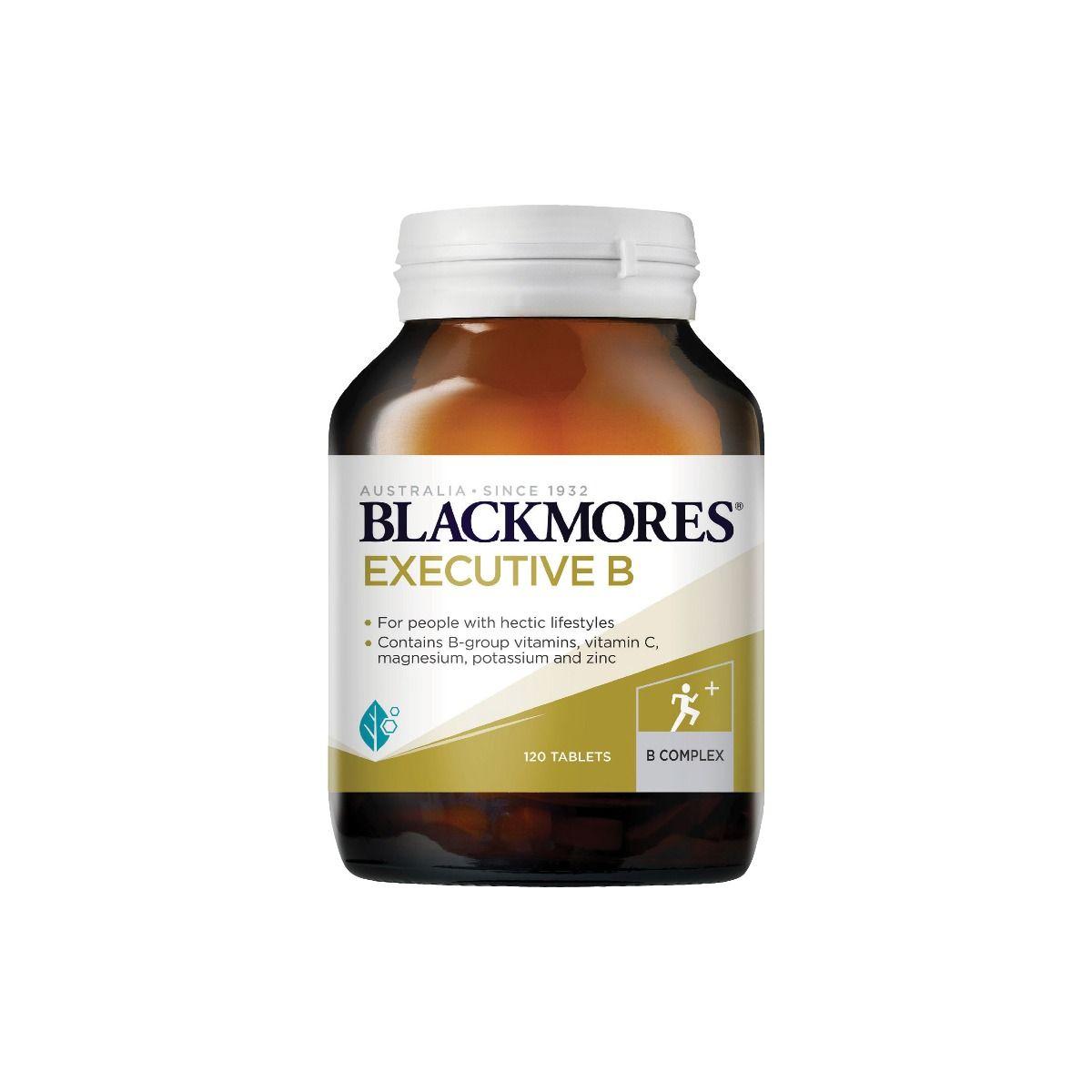 Blackmores Executive B 120s